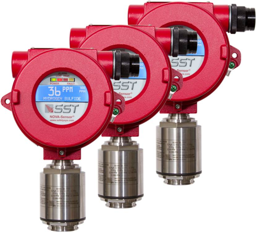 Vulcanguard Fire Gas Alarm Control Panel
