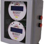 Dual Channel Gas Controller